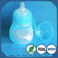 inflatable feeding bottle,baby bottle warmer and cooler,top sale OEM custom baby bottle nipple