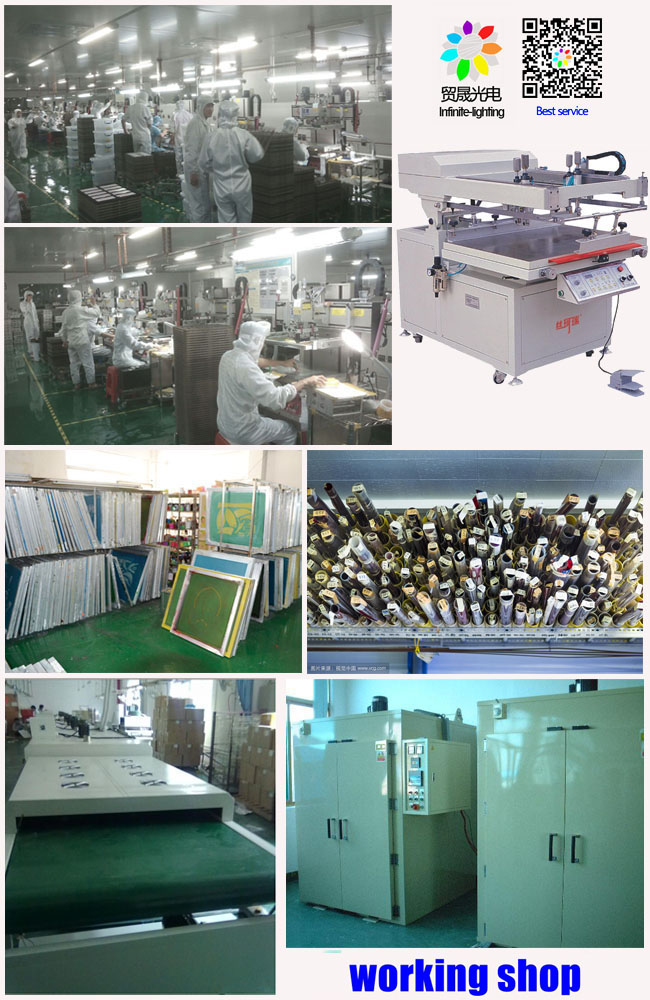 Factory supplier high brightness el backlight