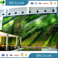 Artificial moss flocking small stone stone mini bubble moss