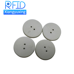 High temperature resist long range UHF alien h3 PPS laundry rfid tag for item trace
