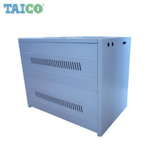 Solar system and telecom base station outdoor battery cabinet