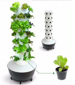 High quality aeroponic growing systems