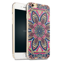 colorful 3d sublimation cover for iphone 6 OEM phone case