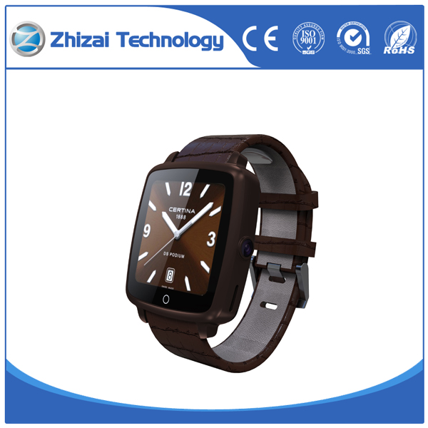 Best sell Android watch phone support SIM Card with MTK2505 Chip