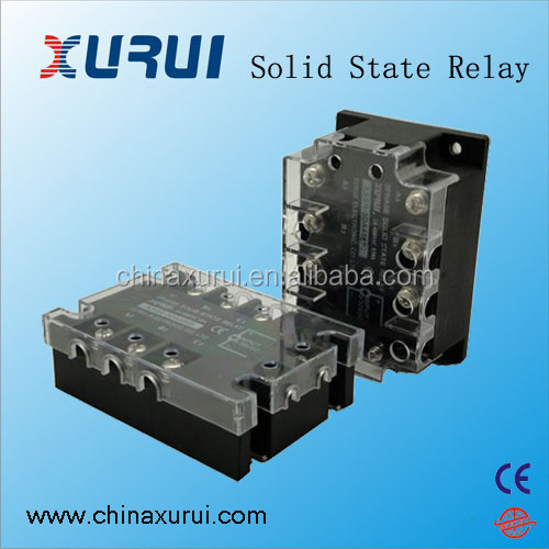 low voltage solid state relay / solid state relay ssr 3-phase / fotek three phase solid state relay