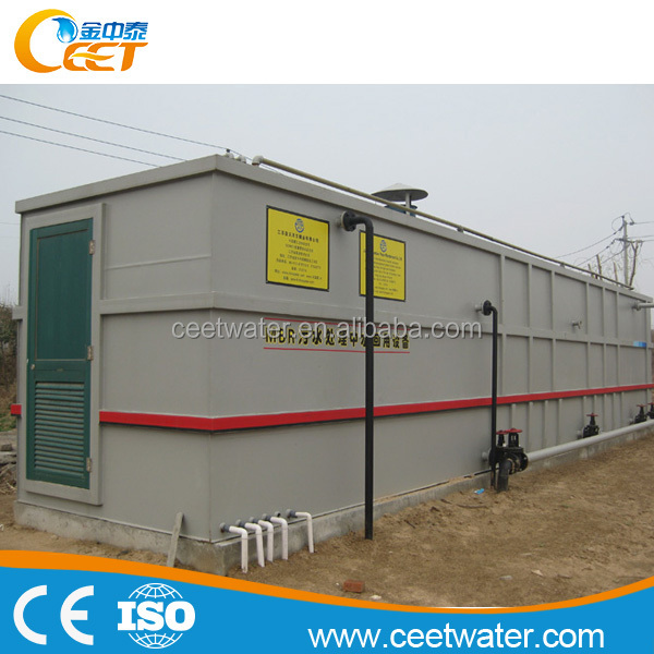 Chemical Industry Sewage Water Treatment Plant, 500ton/day