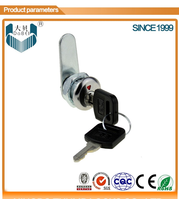 208CH red and green indicator cam lock (M18*L16mm)