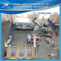 Hot sale with good price PE waste film washing and recycling equipment