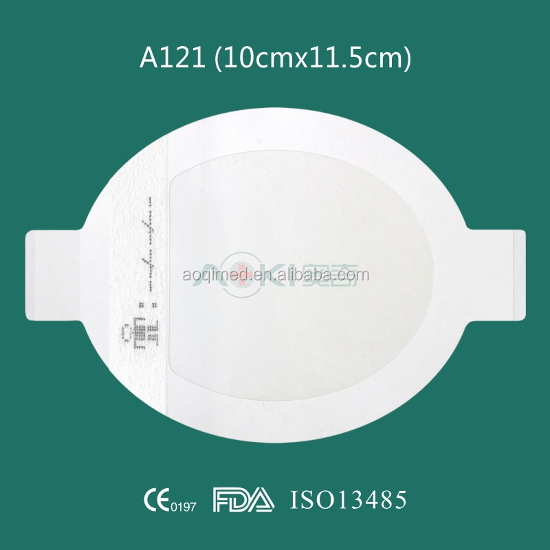 Waterproof Transparent Film IV Dressing