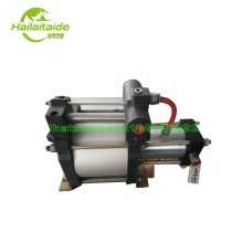 automatic filling high pressure natural gas booster pump