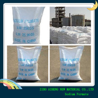 Ice Melt Salt Organic Chemicals Best Price Sodium Formate Manufacturer In China