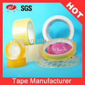 Customized Warning Lable Opp Printed Logo Tape