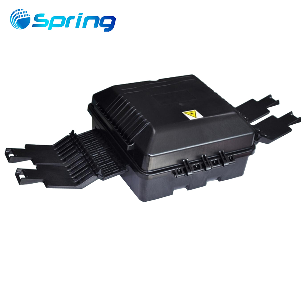 FTTH Redes Telecom Outdoor Fiber Optic Wall Mount Pole mount 16port CTO box Fiber Distribution Box