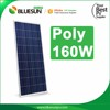 Solar panel manufacturing machines ooitech poly solar panel 160wp