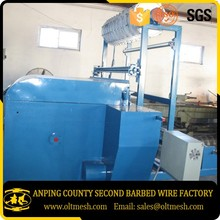 Grassland cattle fence mesh weaving wire machine