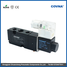 Solenoid Valve 1/4 Npt 3 Way Pneumatic Control Way Solenoid Valve For Pneumatic Actuator
