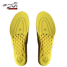 Reliable performance eva shoes insole hard plastic nano insole