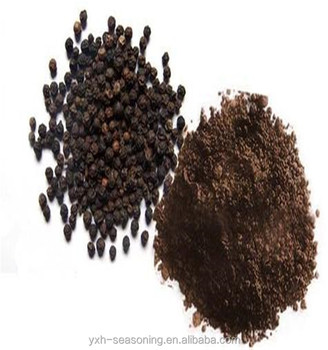 Black pepper whole or powder the best choice