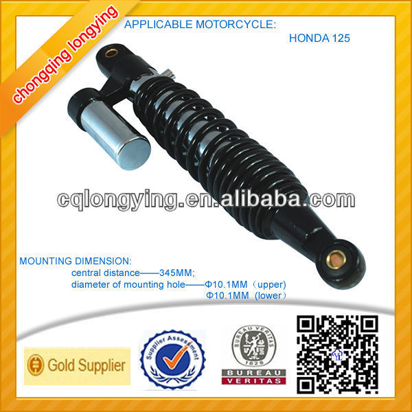 125CC Motorcycle Air Shock Absorber For Sale