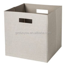Fabric Storage Bins for Nursery, Offices, & Home Organization, Containers To Fit Standard Cube Organizers
