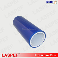Hot Sale PE Protection Anti-scratch Blue Film for Stainless steel panel