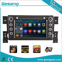 For SUZUKI GRAND VITARA Android 7 Inch Car DVD Player with GPS,Built-in Bluetooth