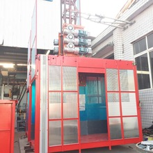 Chinese constrruction hoist SC200 towercrane hoist scm 415 towercrane