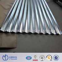 26 gauge 840mm zinc roof sheet Metal roofing