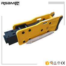 20 ton rock breaker RSBM air concrete breaker for excavators