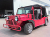 Electric Mini Moke car 4 seats EEC