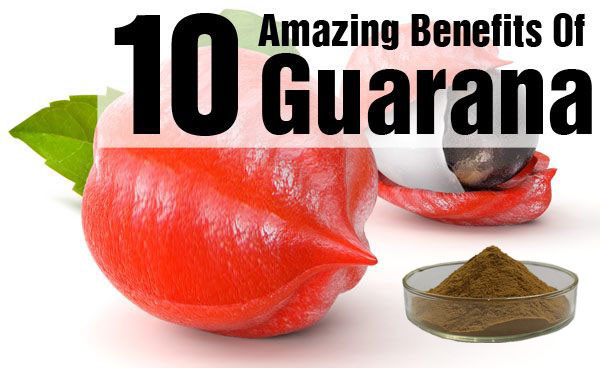 Factory Supply Guarana Seed Extract