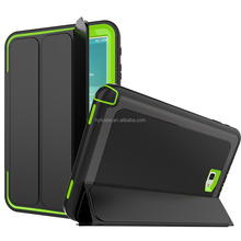 Hybrid rugged case for samsung tab A 10.1, for galaxy tab 10.1 t580 tablet kids case cover