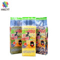 Transparent Plastic Heat Seal Beans Packaging Bags