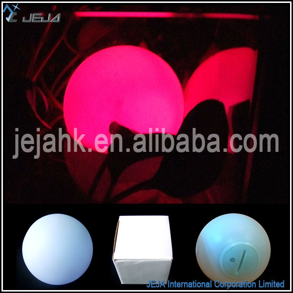 art and craft for waste material high power LED ball lamp