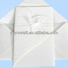 Cool!wedding favor Customized fancy wedding invitation card for wholesale and retail luxurious wedding invitation card
