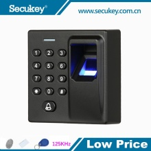 Access control keyboard, cheap biometric fingerprint door lock