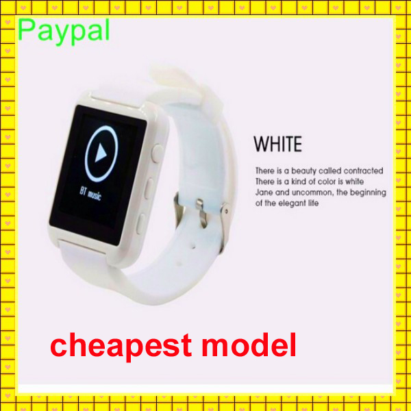 paypal accept fashion Alarm clock cell phone watch android