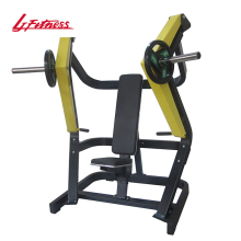 2017 Newest gym machine seated wide chest press plate loaded fitness equipment