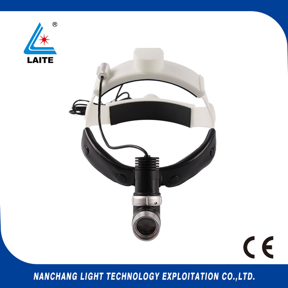 reliable quality JD2000I 3W LED Head lamp dental headlight surgical operation light