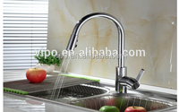 NSF cUPC AB1953 Approved Dual function Pull-down kitchen faucet