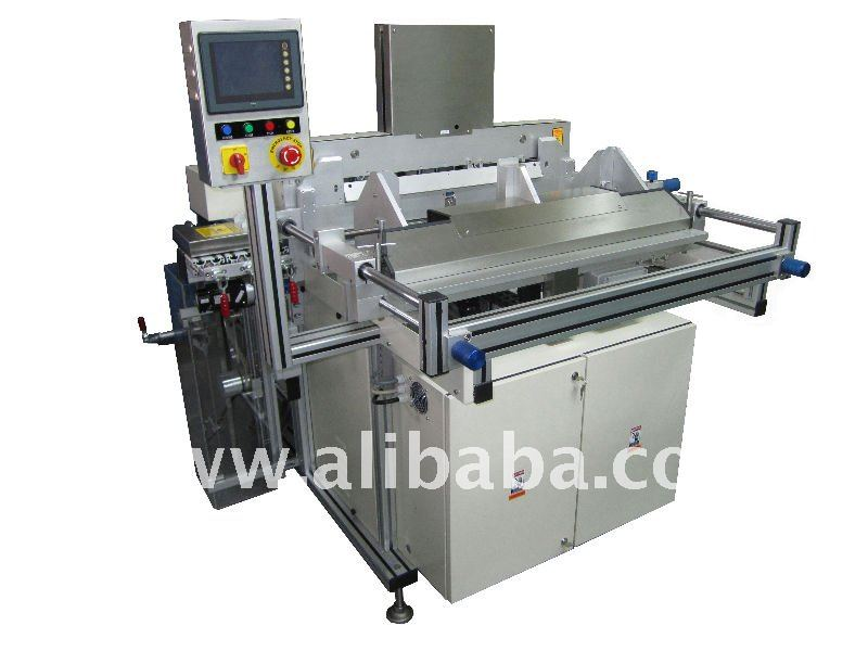 Automatic Edge Lining Machine / Automatic Metal Edge Protector Machine