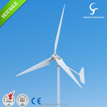 factory price 10kw 220 / 240 / 380v horizontal wind turbine for sale