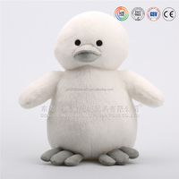christmas talking and walking stuffed penguin plush toy