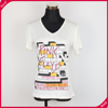 China clothing manufactures summer women t-shirt