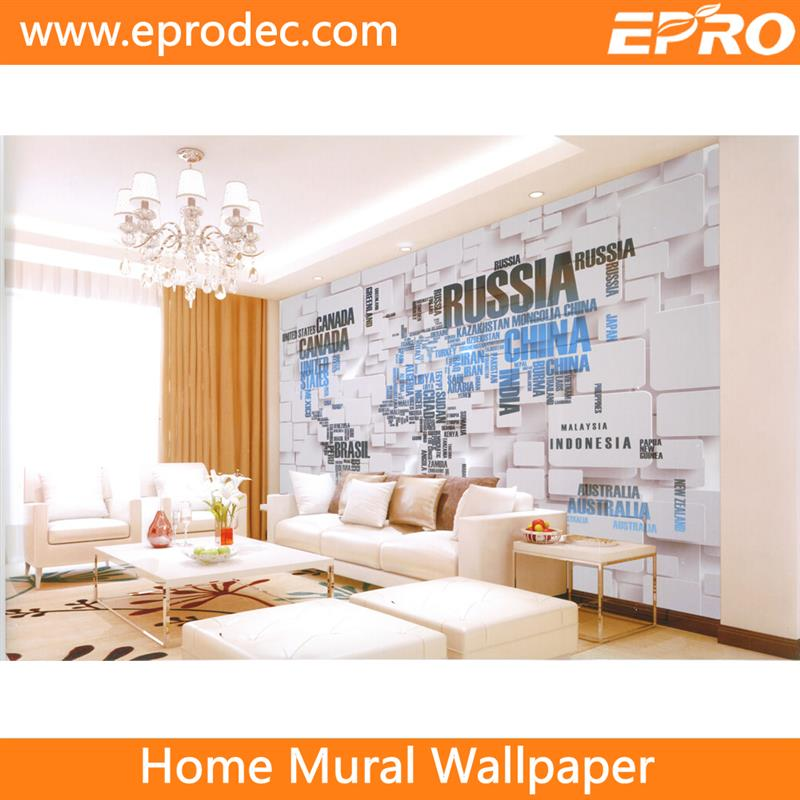 Brand new 3d wall design with high quality