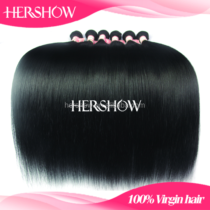 Hershow virgin hair100 human hair extension indian remy hair,aliexpress hair natural hair extensions,100% 5a virgin indian hair