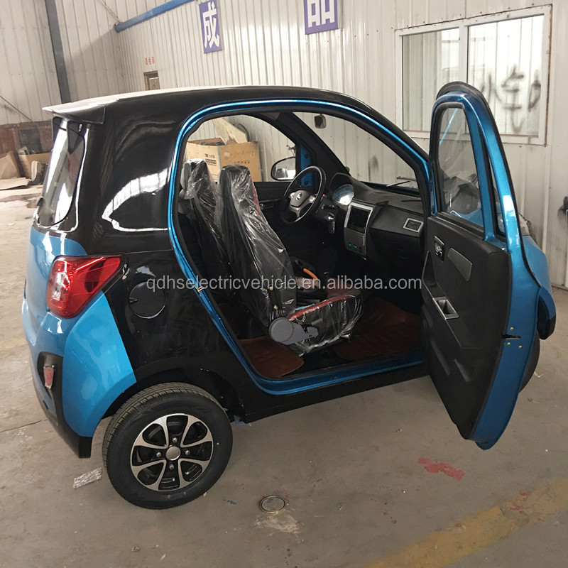 car electric with CE EEC certificate