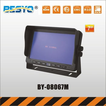 7'' HD monitor systems