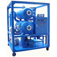 High Precision Vacuum Transformer Oil Filtration System,Oil Filtering Machine
