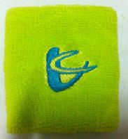 2015 Promotion custom bulk sport sweatband